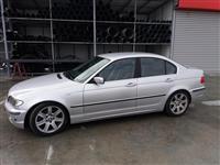 BMW 325 (mundesi nderrimi me toyota hilux)