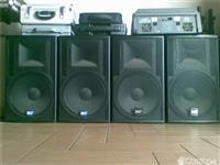 RCF (acustica) professional