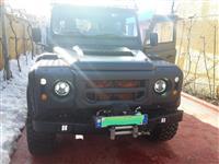 Land Rover Defender - SHITET
