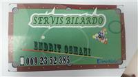 Bilardo Servis Endri cel 0692352385