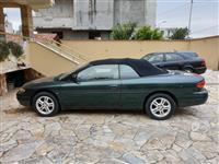 Chrysler kabriolet 2000 benzin