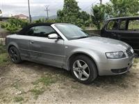 Pjese kembimi per Audi A4 2.4 benzine