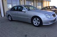 Mercedes e 220 avantgard