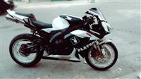 HONDA XBR 1000CC 2007