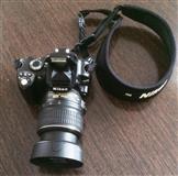 Nikon d 40 x 10mpx