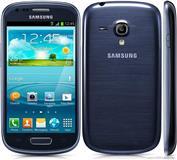Samsung galaxy s3 mini (Blue)