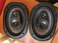 Bokse Boston CX9 3 way speakers