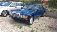 Mercedes 190 benzin+gaz -91