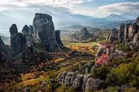 �Tour Ne Meteora Me Nisje Nga Korca�