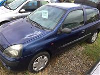 Renault Clio 1.2 viti 2002 Benzin-Gaz(metan)