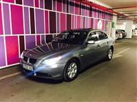 BMW Seria 5 Benzin-Gaz