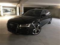 Audi a8 lungo 4.2 full option