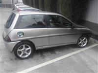 Lancia Ypsilon benzin+gaz
