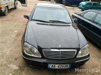 Mercedes S320 CDI  UUU SHIIIITT
