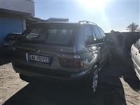 BMW X5 Vetem per sot padiskutushem
