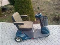 Motor invalidi me bateri
