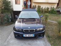 BMW 323 benzin+gaz