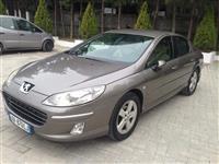 Peugeot 407 Benzin-Gas Automatike -07