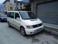 Vito cdi 2001 nderrohet me furgon mallrash