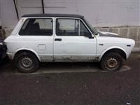 Fiat autobianchi a112