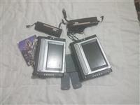 Set dvd me karikues bateri te jashtme , pulte