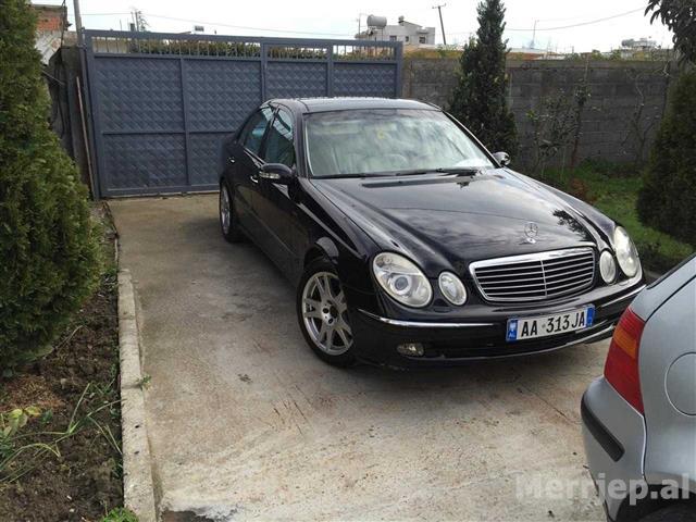 Mercedes-benz-e270cdi