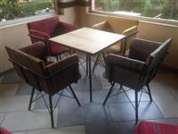 Prodhojme dhe shesim tavolina karrike te reja!!