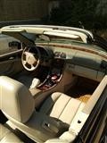 Mercedes CLK Benzine Gaz Kabriole