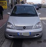 A Class (A140) Automatik 1.4  ( Benzin / Gaz )