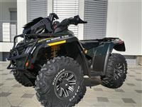 Can Am  2011  4x4  800 kubik   80kw