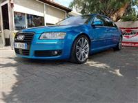 Audi A8 6.0 w12 lungo full option