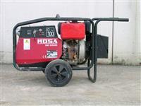 Gjenerator Mosa .6.5 KWA ,Nafte .3 Fazor & Mono Fa