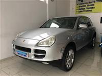 Porsche Cayenne S. U SHIT
