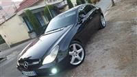 Mercedes benz cls320 cdi 2007