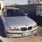 BMW SERIA 3 NAFT 2.0 me letra per nje vit