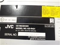 shitet kasetofon JVC