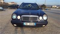 Mercedes Benz E220 CDI