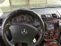 Mercedes ML-163   4.0 nafte
