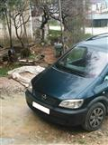 Opel Zafira - 2002 - Nafte