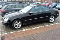 Mercedes clk  benzin gaz -05