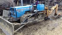 traktor me zinxhire dhe thike .... LANDINI &%