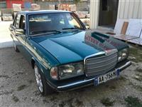 Benz 240 viti 1978 me letra te paguara