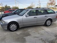 Shitet Mercedes Benz C 2.0 gas benzin 1998