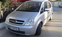 Opel meriva 1.7 nafte