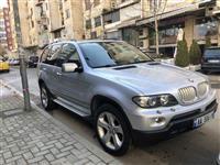 BMW X5 benzin+gaz  nderrohet
