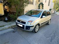 Ford fusion  1.6 benzin+gas