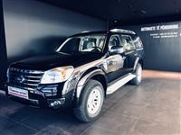 Ford Everest 2.5 TDCI 155 HP