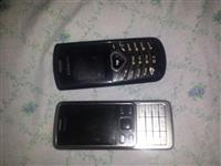 Samsung dhe Nokia 1600
