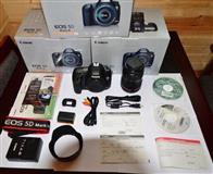 Canon EOS 5D Mark III 22.3 MP Digital SLR Camera W