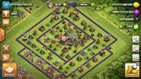 clash of clans th11 rushed